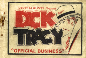 Dick Tracy Tijuana Bible
