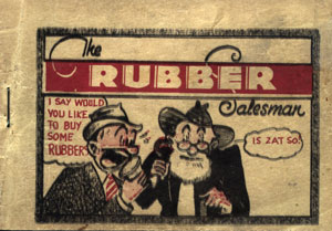 The Rubber Salesman Tijuana Bible